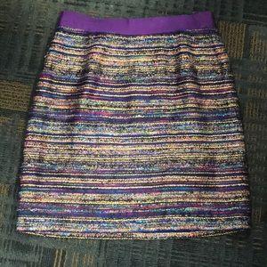 Kate Spade Tweed Skirt Size 6